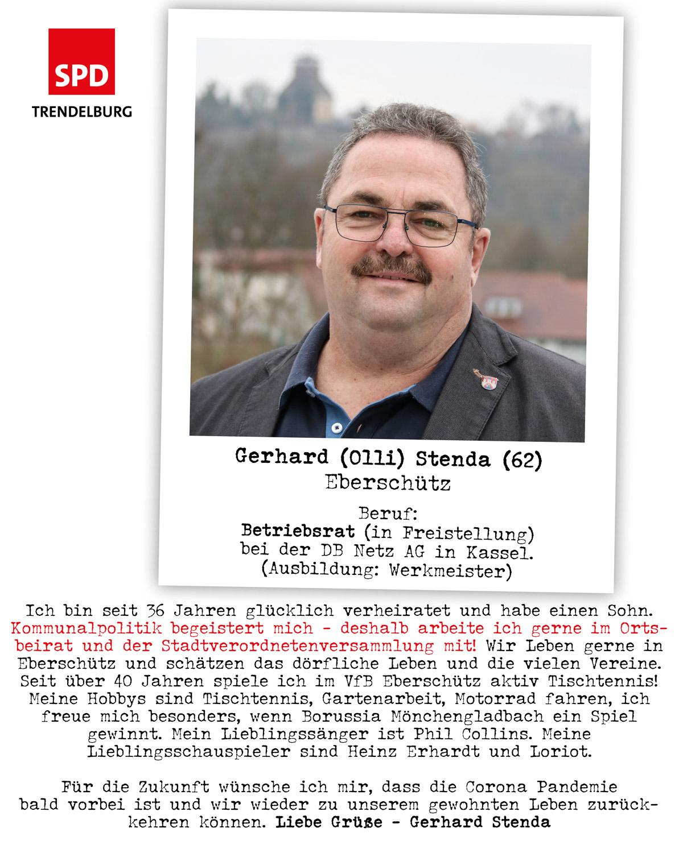 Gerhard Stenda