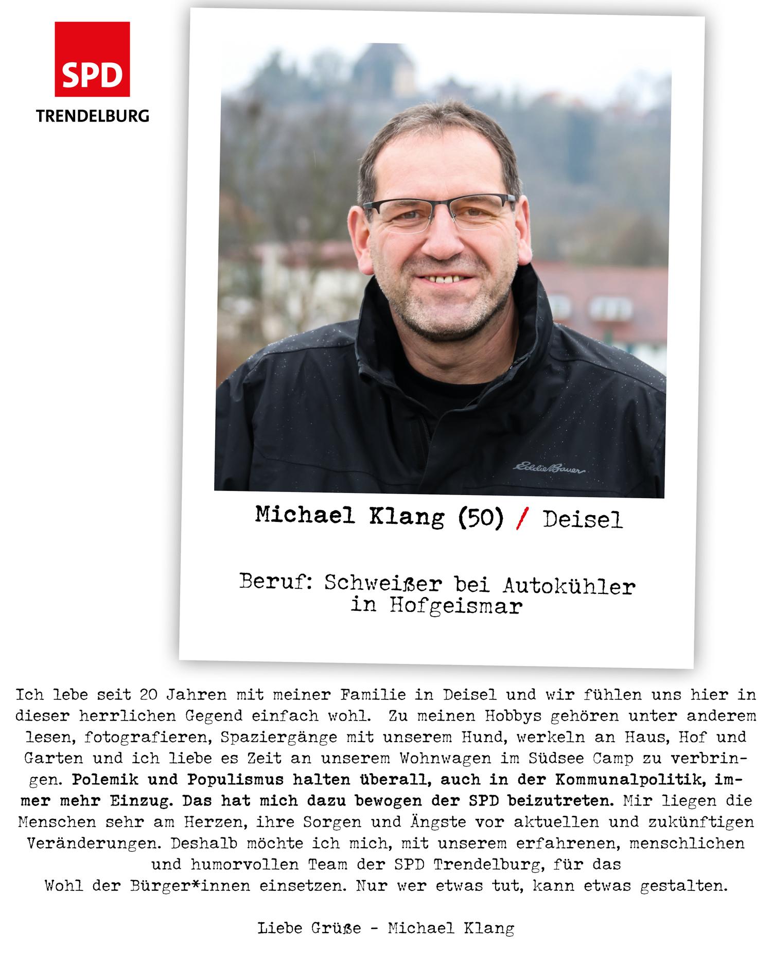 Michael Klang