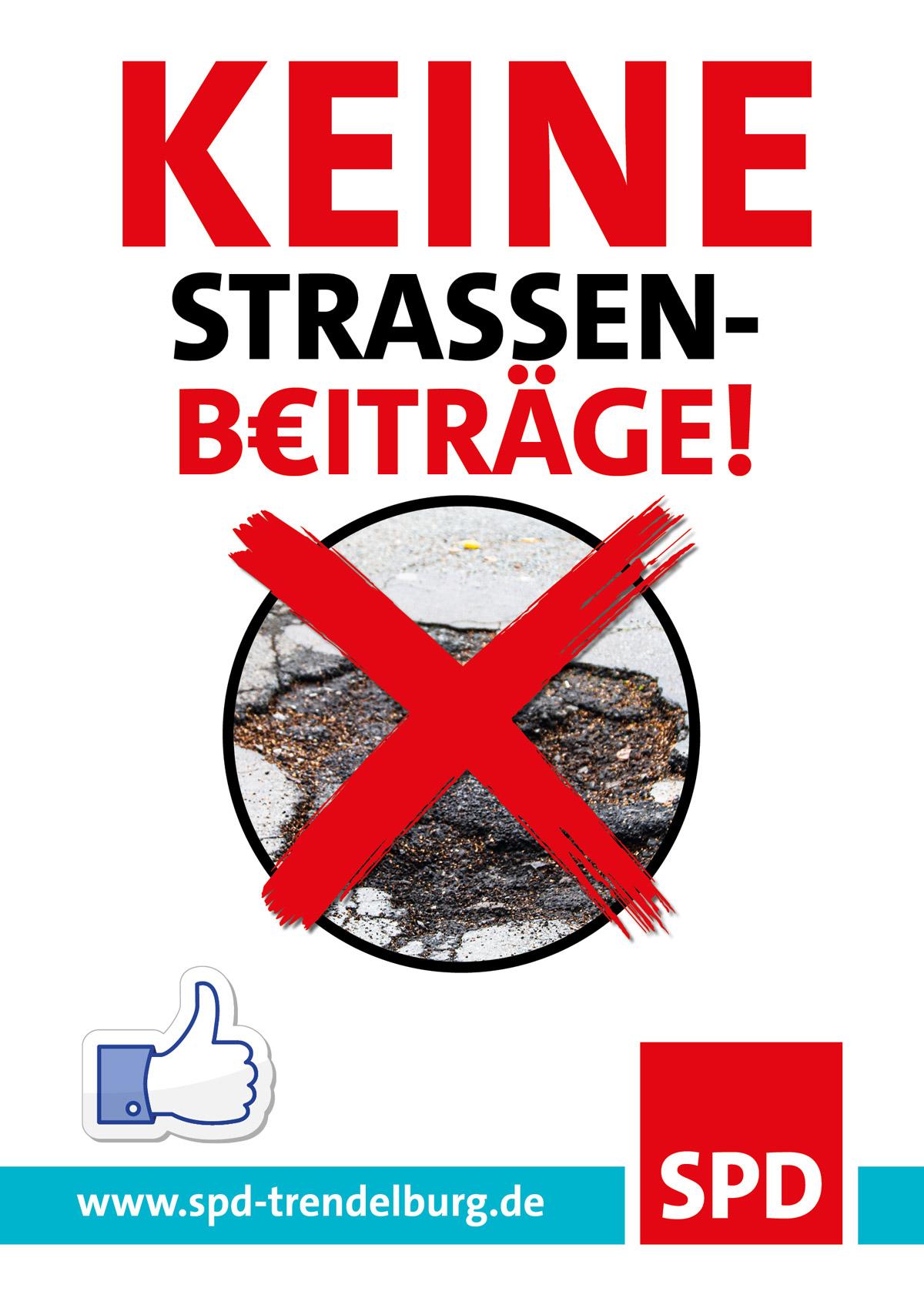 KEINE Straßenbeiträge in Trendelburg